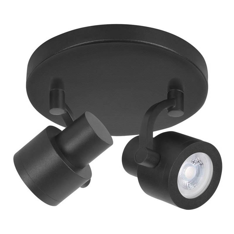 Highlight Spot Alto LED zwart 2 lichts