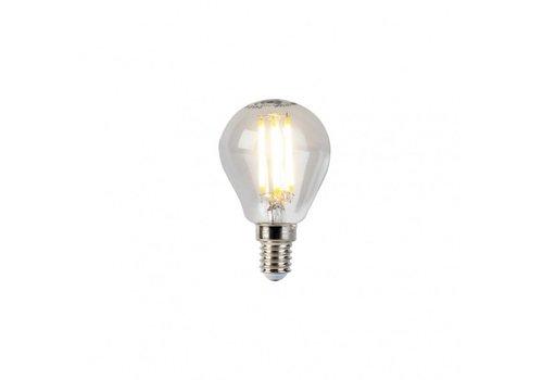 Lamponline LED E14 kogel helder 5 Watt filament