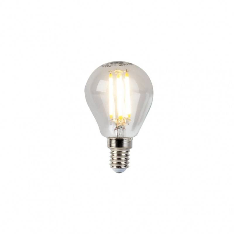 Lamponline LED E14 kogel helder 5 Watt filament