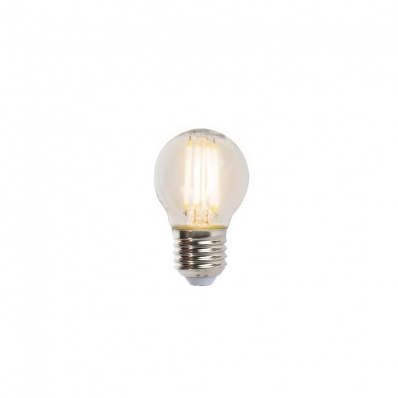 Lamponline LED E27 kogel helder 5 Watt filament