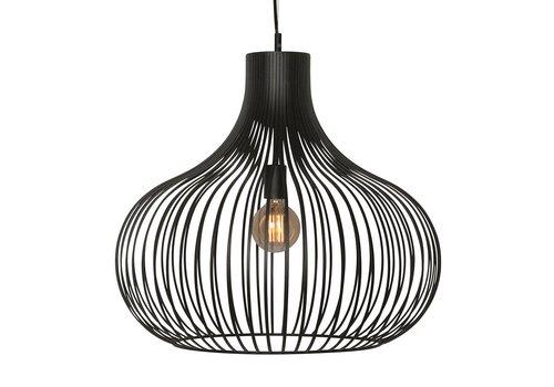 Freelight Hanglamp Aglio 60 cm zwart