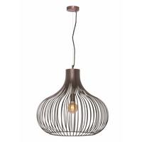 Hanglamp Aglio 60 cm bruin