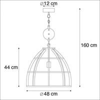 Hanglamp Birdy groot