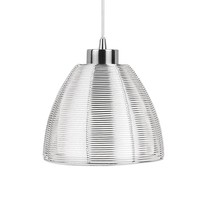 Hanglamp Whires Small Mat chroom 3 lichts rond