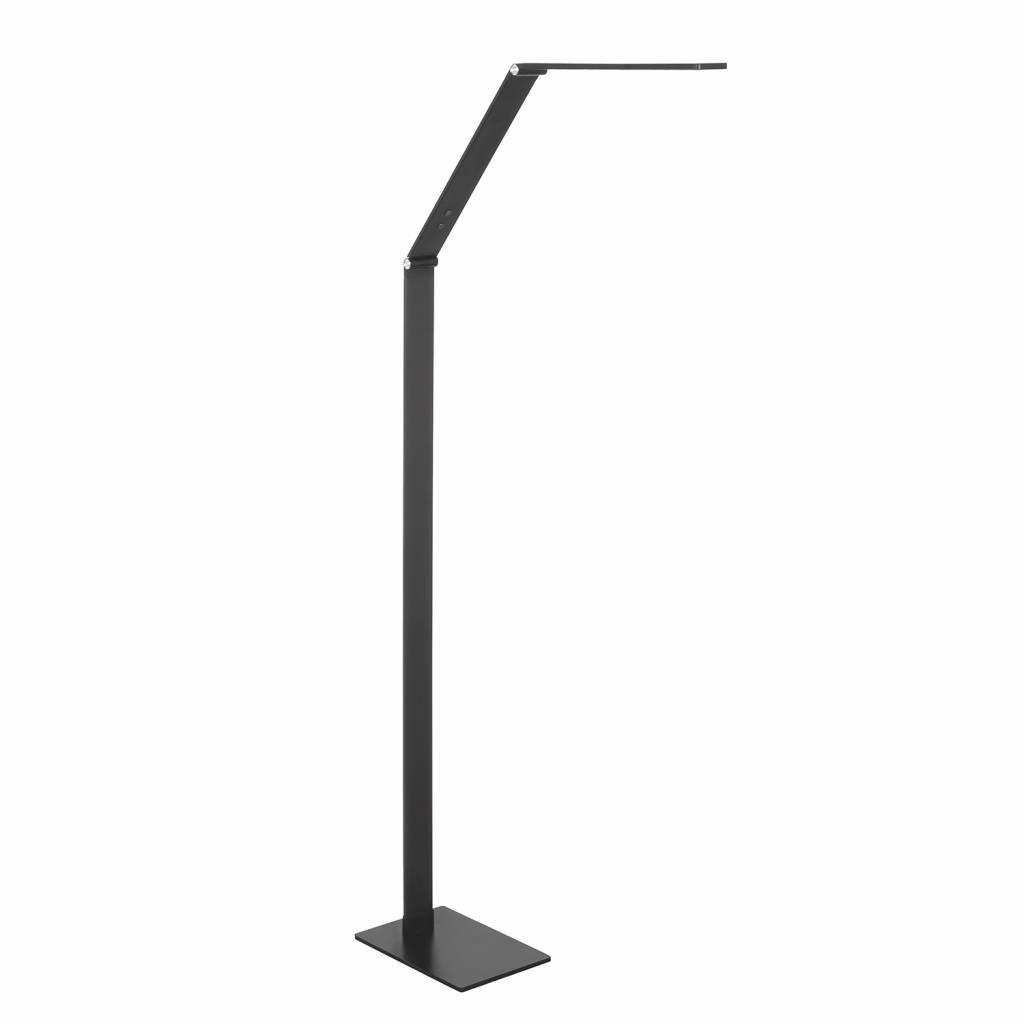 Highlight Vloerlamp Optimus mat zwart