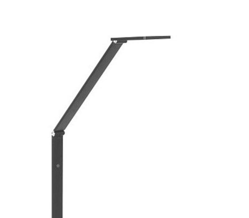 Vloerlamp Galaxy mat zwart