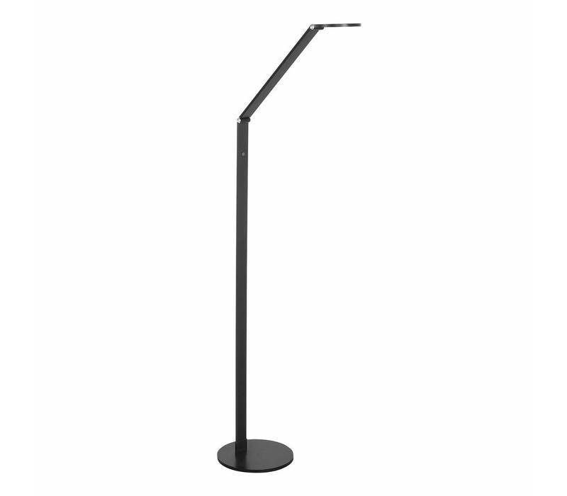 Vloerlamp Proxy mat zwart