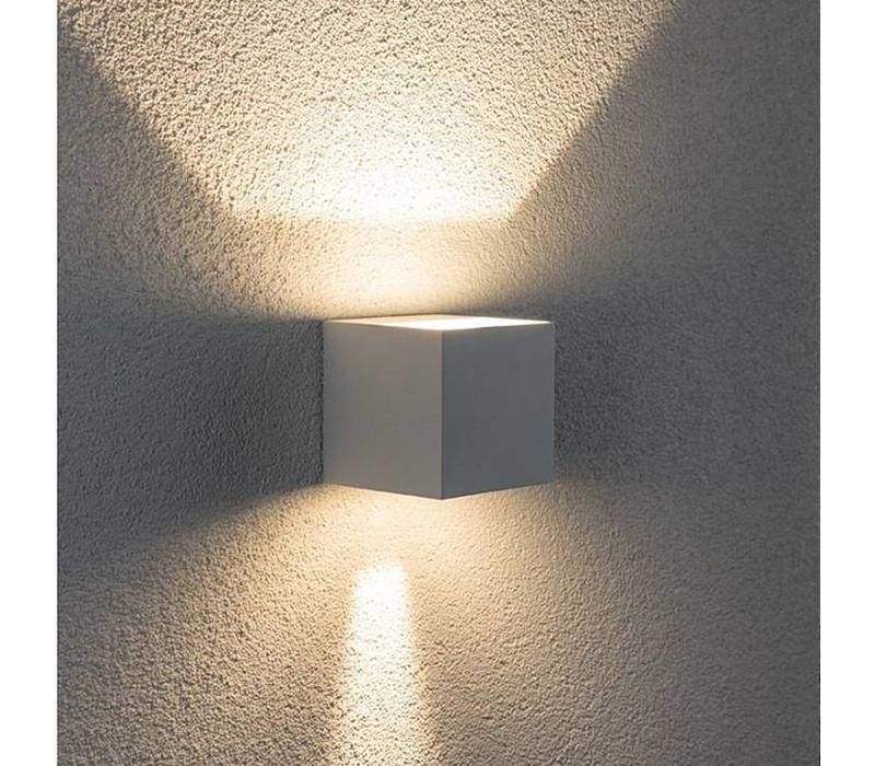 Wandlamp Square zwart verstelbare bundel
