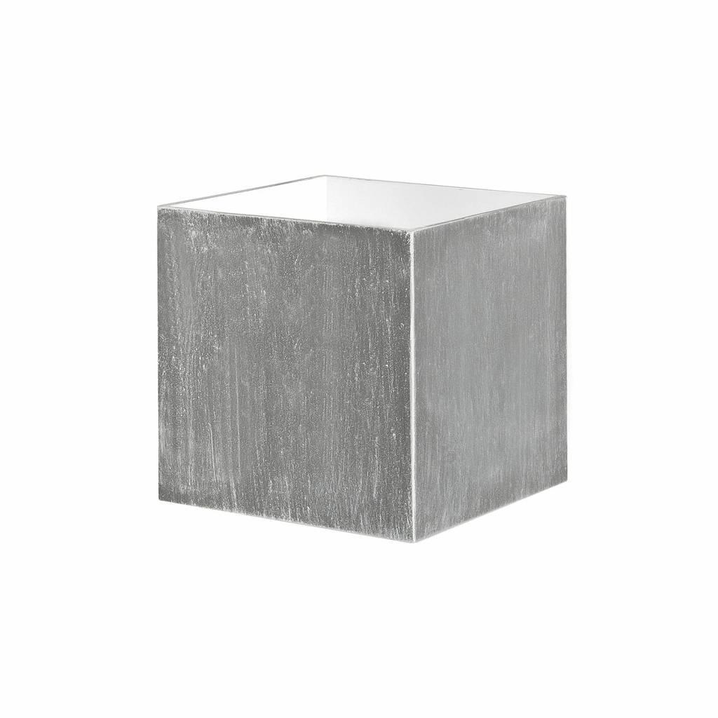 Highlight Wandlamp Square beton verstelbare bundel