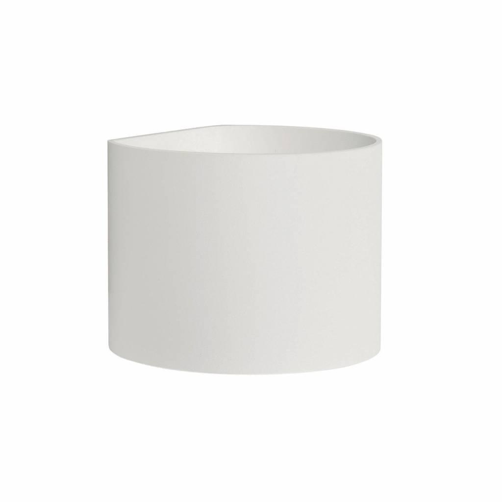 Highlight Wandlamp Round wit verstelbare bundel