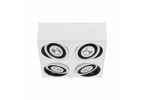 Highlight Spot Eye 4 lichts wit