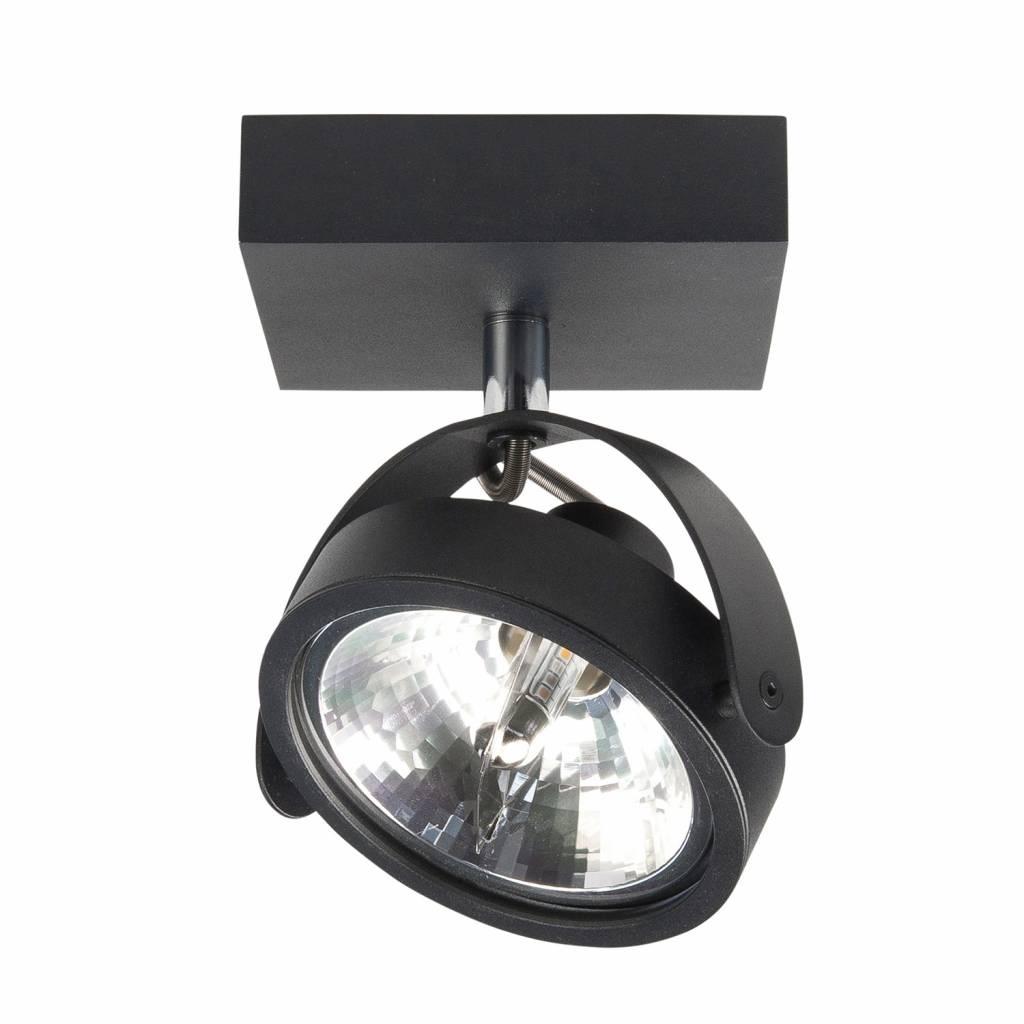 Highlight Spot Malta 1 lichts zwart