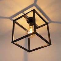 Plafondlamp Cage