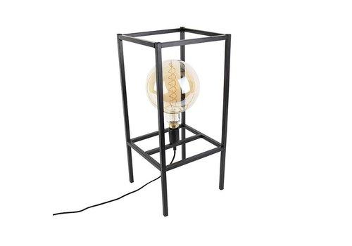 Qazqa Tafellamp Cage