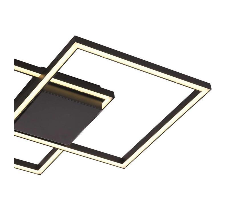 Plafondlamp Falcon zwart