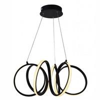 Hanglamp Raffinato zwart