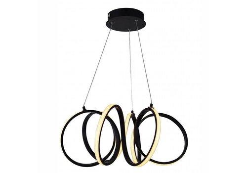 Freelight Hanglamp Raffinato zwart