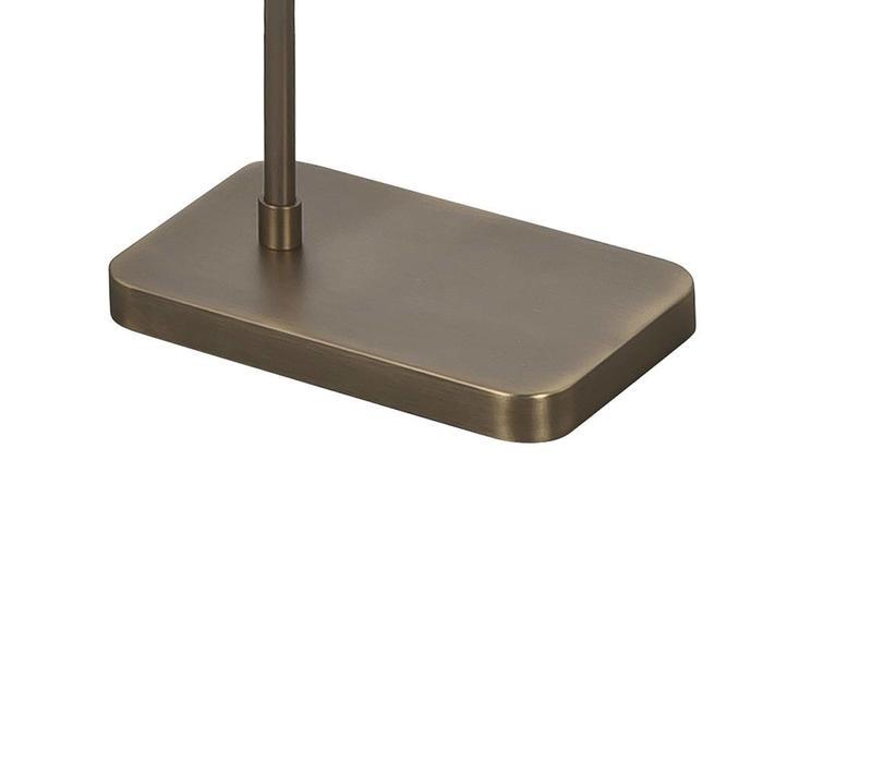 Vloerlamp Como brons