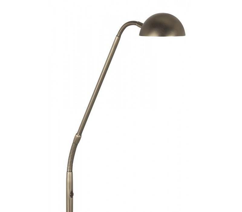 Vloerlamp Parma brons