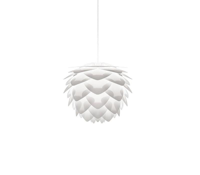 Hanglamp Silvia wit mini