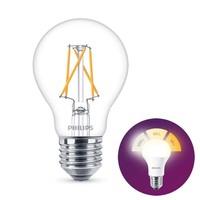 LED E27 lamp 7,5 Watt Philips SceneSwitch DIM