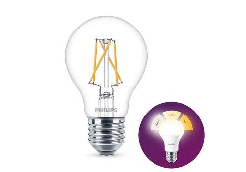 Philips LED E27 lamp 7,5 Watt Philips SceneSwitch DIM