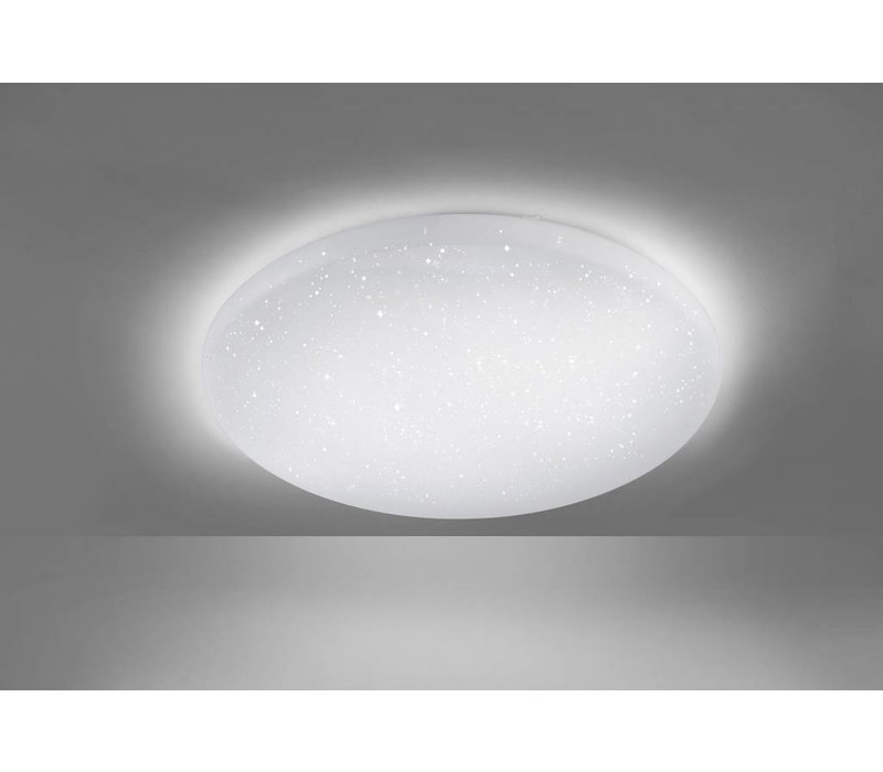Plafondlamp Uranus LED 70 cm remote