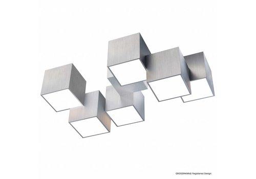 Grossmann Plafondlamp Rocks 6 lichts Grossmann