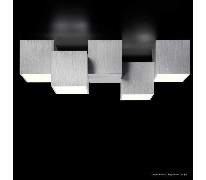 Plafondlamp Rocks 4 lichts Grossmann