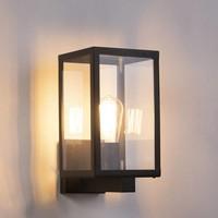 Buitenlamp Blaricum wand rechthoekig