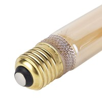 LED E27 lamp 2 Watt filament buis