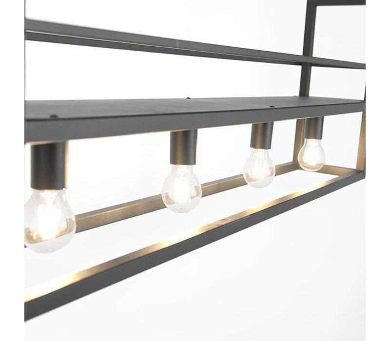 Hanglamp Cage Rack