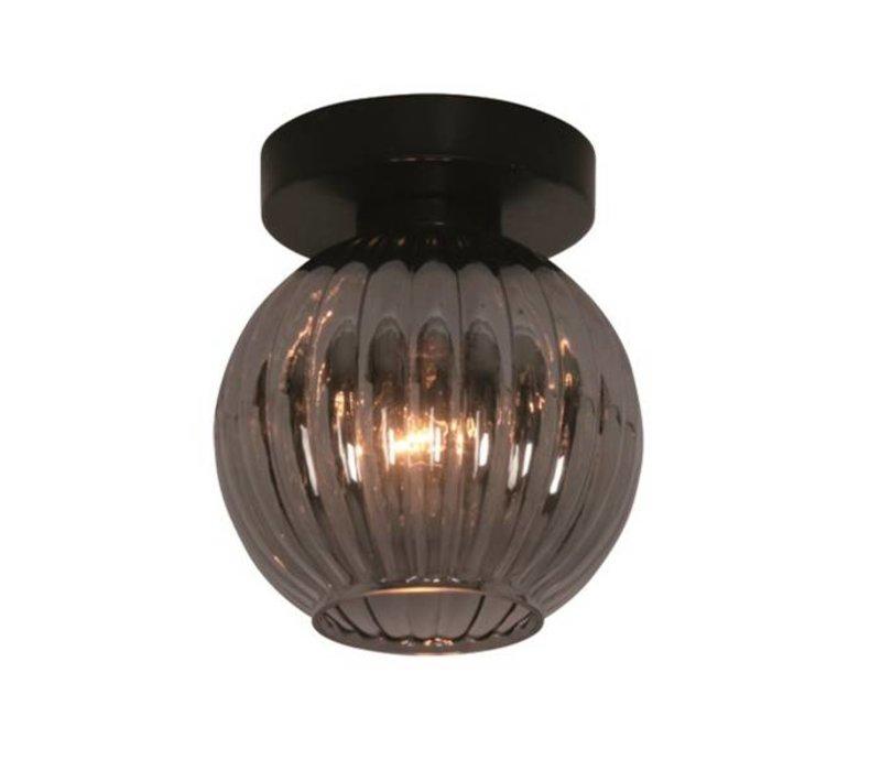 Plafondlamp Zucca Rook
