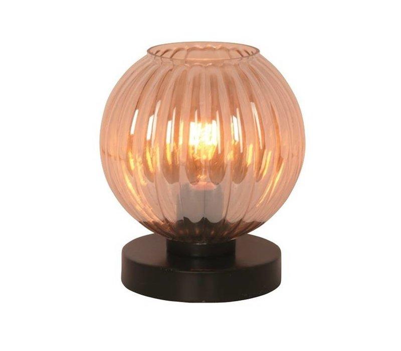 Tafellamp Zucca Amber