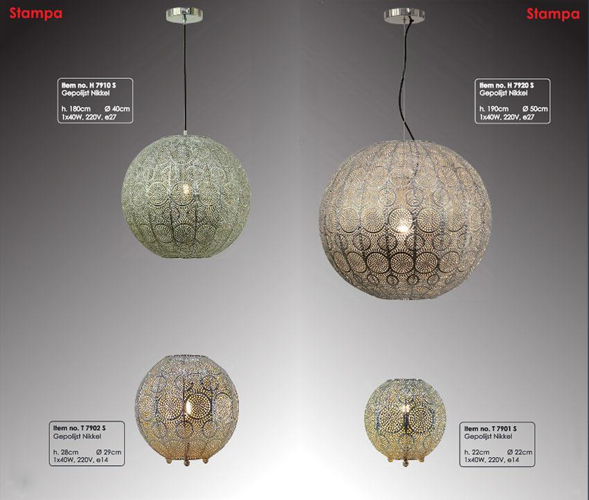 Freelight Tafellamp Stampa 29 cm
