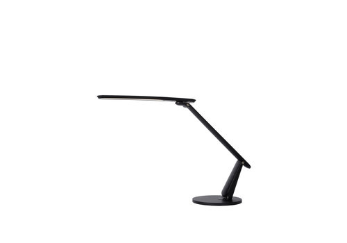 Lucide PRACTICO Bureaulamp-Zwart-LED DTW-11W-2700K/6000K