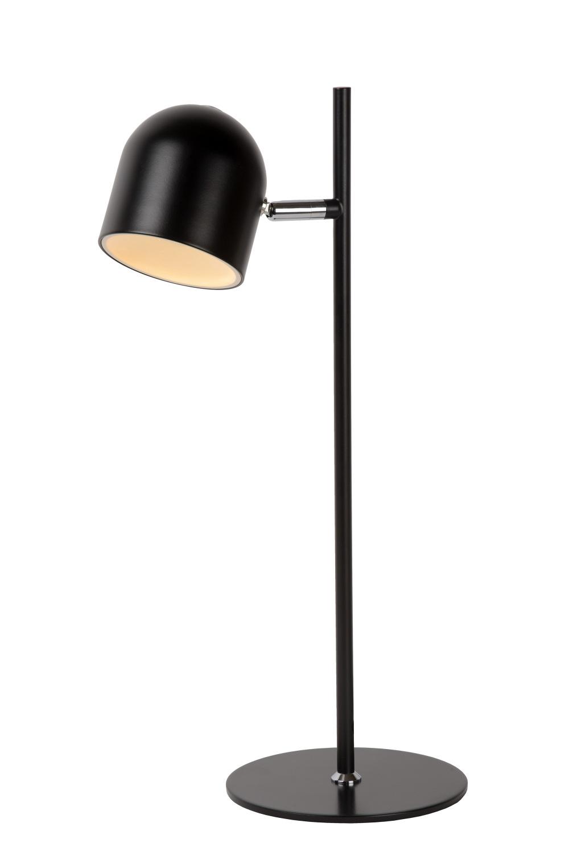 Lucide SKANSKA-LED Bureaulamp 5W W16 H46cm Zwart