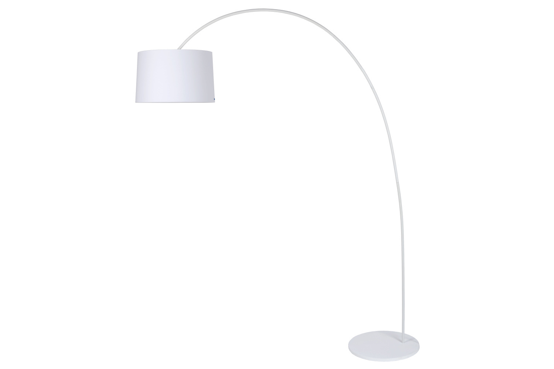 Lucide PAXI Vloerlamp E27 Boog H200 L170cm Wit
