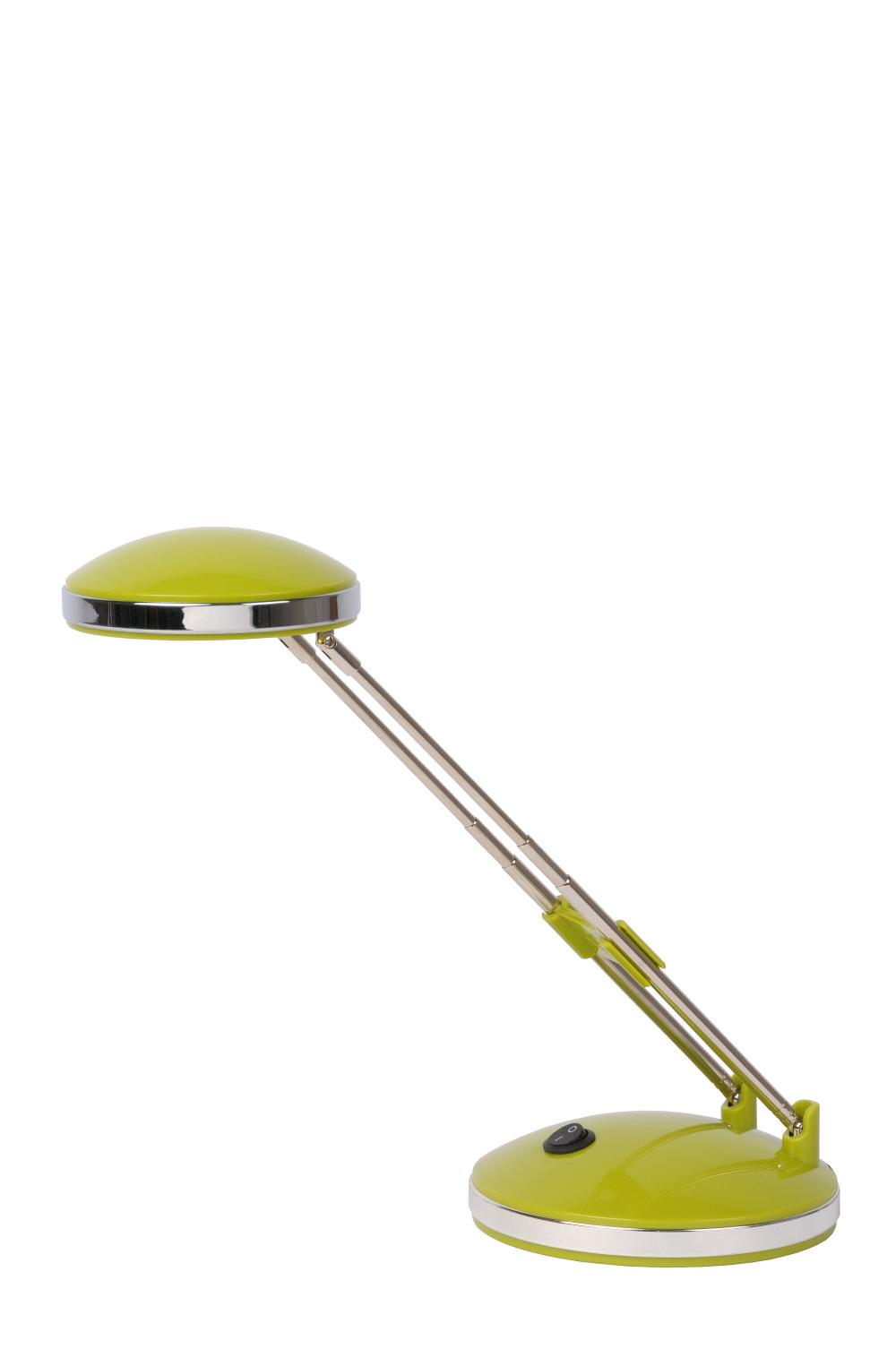 Lucide FYLOO Bureaulamp 1W 2800K 100LM Groen
