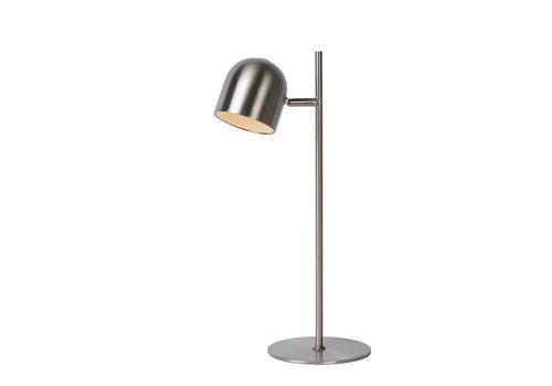 Lucide SKANSKA Bureaulamp-Mat ch.-Ø16-LED Dimb.-5W-3000K