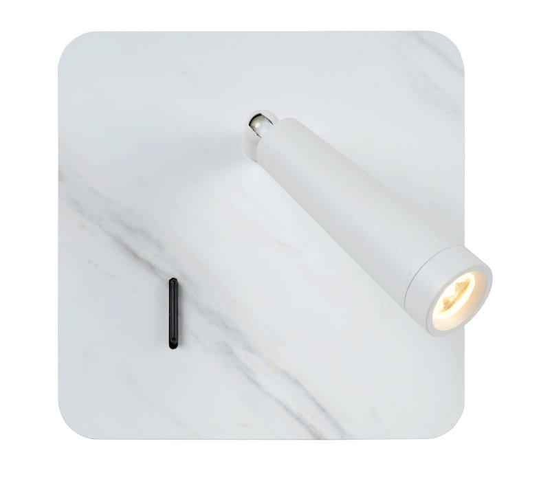 OREGON Bedlamp Led 3W 3000K Wit