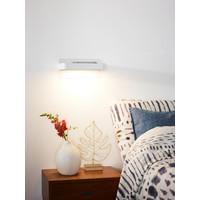 ATKIN Wandlicht LED 5W+ USB poort 25/14/11cm Wit
