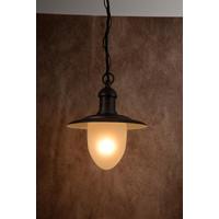 ARUBA Hanglamp  IP44 1xE27 H78 D25 Roest