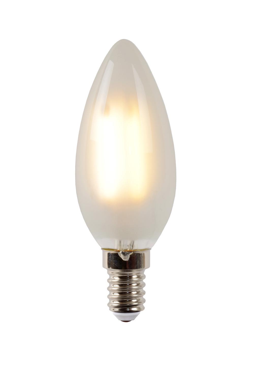 Lucide Lamp C37 Filament Dimbaar E14 4w 280lm 2700k