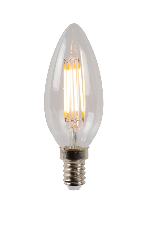 Lucide Lamp C37 Filament dimbaar E14 4W 320LM 2700K