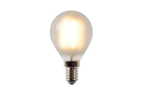 Lucide Lamp P45 Filament Dimbaar E14 4W 280LM 2700K Mat