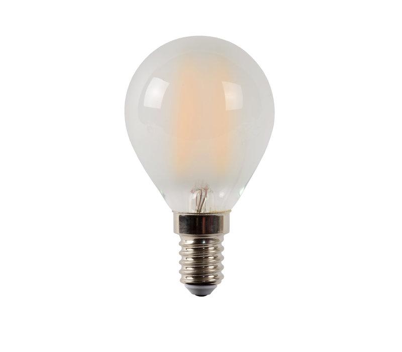 Lamp P45 Filament Dimbaar E14 4W 280LM 2700K Mat