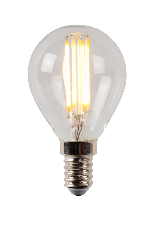 Lamp P45 Filament dimbaar E14 4W 320LM 2700K
