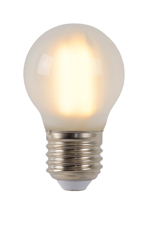Lucide Lamp G45 Filament Dimbaar E27 4w 280lm 2700k Mat