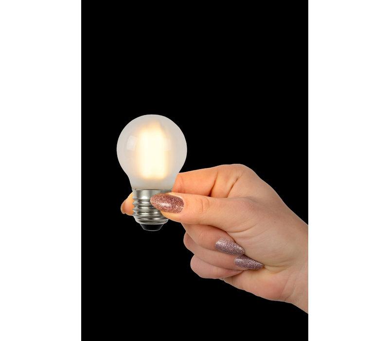 Lamp G45 Filament Dimbaar E27 4W 280LM 2700K Mat